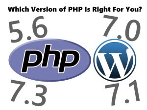 Your Sacramento WordPress guru recommends updating PHP ASAP!