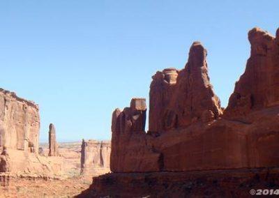 Three Sisters Moab, UT