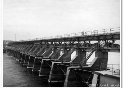 Locks On Mississippi River