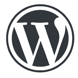 WordPress logo - Official image